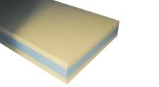 Matras | Visco Line 90 x 200 x 14 cm/4-6-4, inco/katoenen hoes