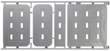 ABS | Maat 90 x 200  cm
