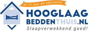 Hooglaagbeddenthuis.nl Logo